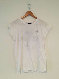 Thrills white T-shirt