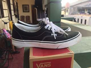 Vans era black original