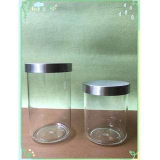 🚚 台灣製 密封罐 收納罐 廚房收納 (兩種尺寸可選擇)