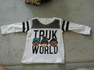 Trukfit shirt