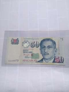Singapore $50 (number)
