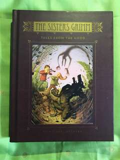 The Sisters Grimm Tales From The Hood