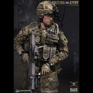DAMTOYS 1/6 British Army in Afghanistan