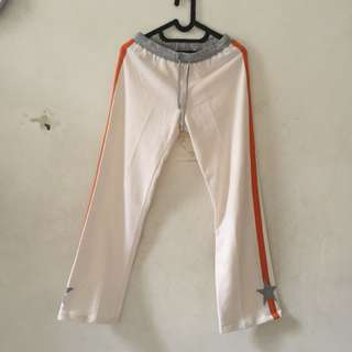 Training Pants | White Pants | White Sweatpants | White Training Pants