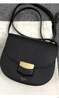 Celine troutteur crossbody bag