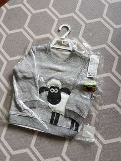 Toddler's sweater