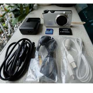 Canon PowerShot A330 IS