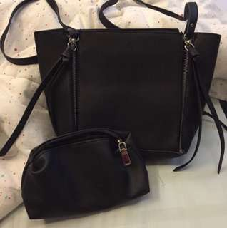 Doxotote mini bag - blacj