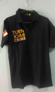 #mausupreme polo turn back crime