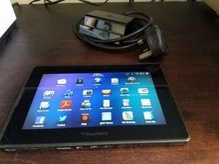 16GB BlackBerry Playbook 連座檯快充