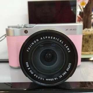 Fujifilm X-A10 + Free Instax mini 8 DP 0% + Free 1X Cicilan Tanpa CC