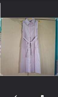 Outer baby pink cantik