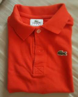 Lacoste Sport- size 8 ( for age 5-6y)