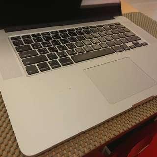優質MAC又來囉 Apple MacBook Pro 2014年中 Retina 15吋 i7 2.8G A1398
