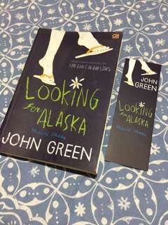 Novel Terjemahan - Looking For Alaska by John Green