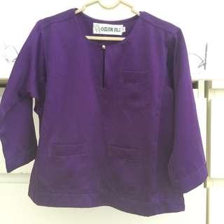 Baju melayu budak 1-2 tahun