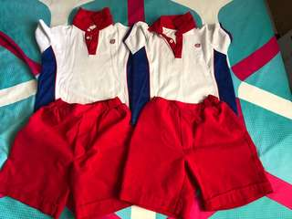 Sparkletots Uniform for Boy
