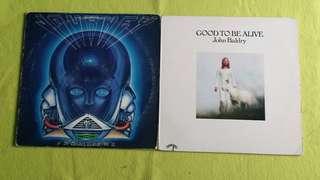 JOURNEY ● JOHN BALDRY . frontiers / good to be alive ( buy 1 get 1 free ) vinyl record
