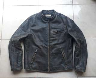 LEVIS STRAUSS & CO Genuine Leather Jacket