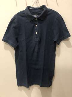 H&M Slim Fit Polo Shirt Used
