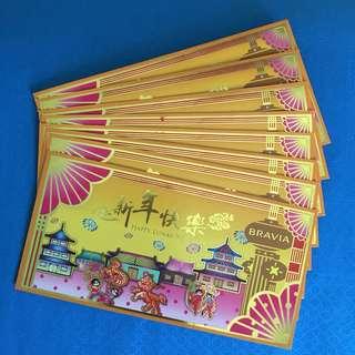 Red Packets Ang Pow Hong Bao