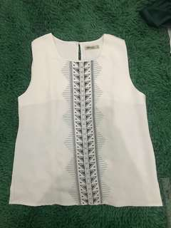 Woman tank top by ada woman