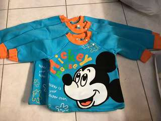 Mickey Mouse Sweater - Light Blue