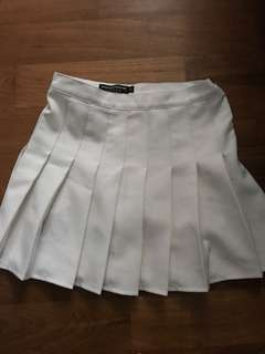 Pleated Japanese school uniform skirt