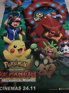 Pokémon Movie Poster