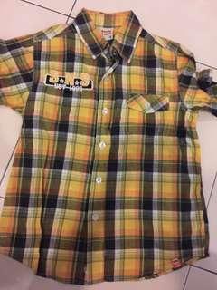Preloved Boy Shirt 6Y