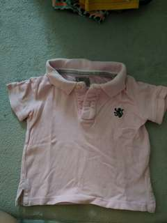 Cotton on baby shirt