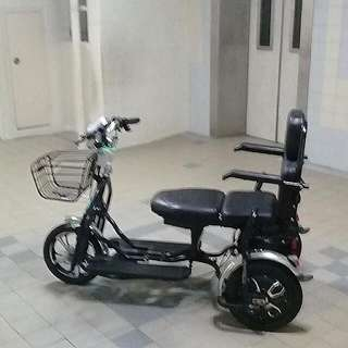 TRICYCLE SCOOTER
