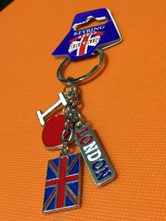 I love London keyholder