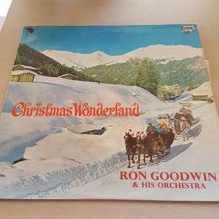 Christmas Wonderland LP Vinyl record