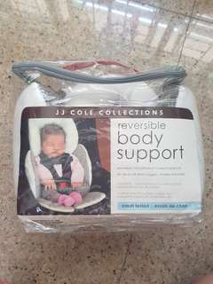 Infant baby stroller or car seat body support