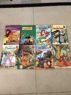 Disney edition & free 2 Disney books