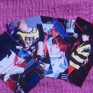 [BTS HYUNG LINE] UNOFFICIAL PHOTOCARD