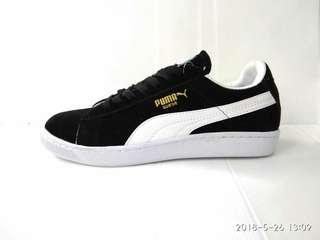 Puma Suede Black Premium