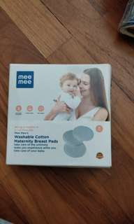 Breast pads washable