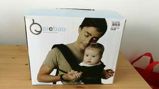AIEBAO Baby Carrier 3m+ from Singapore