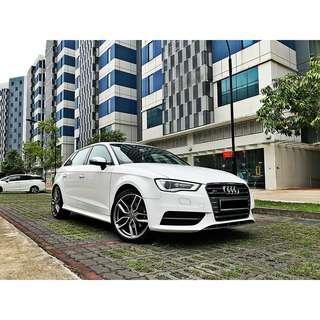 Audi A3 Sportback 1.4 Auto TFSI S-tronic