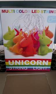 Led unicorn lights