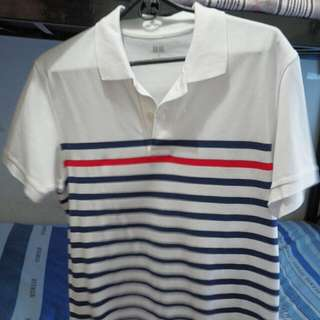 Uniqlo Dry Pique Polo Shirt
