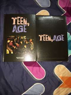 Teen Age SVT Album (RS Version)