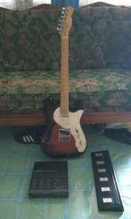 Gitar dan Efek