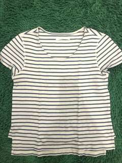 Stripe t shirt by levis