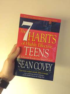 7 Habits of Highly Effective Teens (Indonesian)