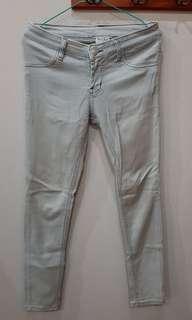 XSML jeans grey