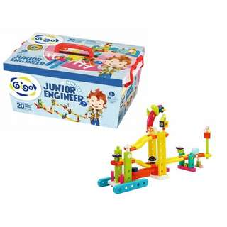 Junior Engineer #7360 (with complete parts and additional tools kit)
