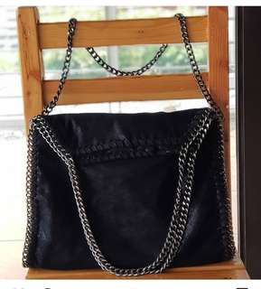 Unbranded Two-way Large Chain Tote Ala-Stella McCartney's Falabella